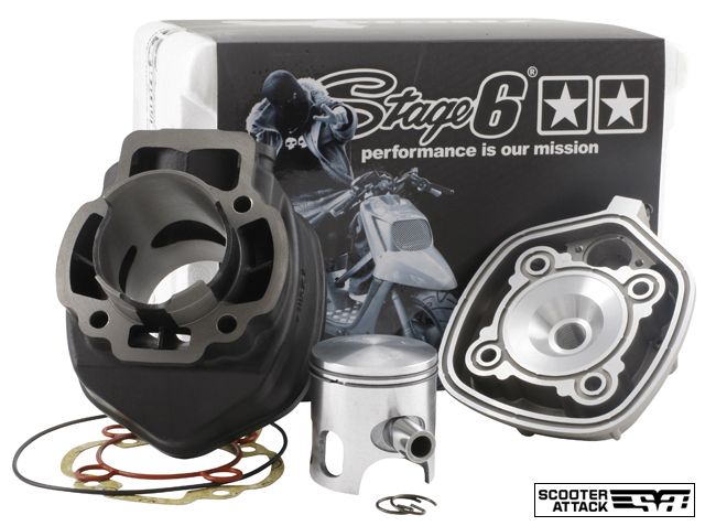 Stage6 Streetrace 70cc Sport Cylinder Review