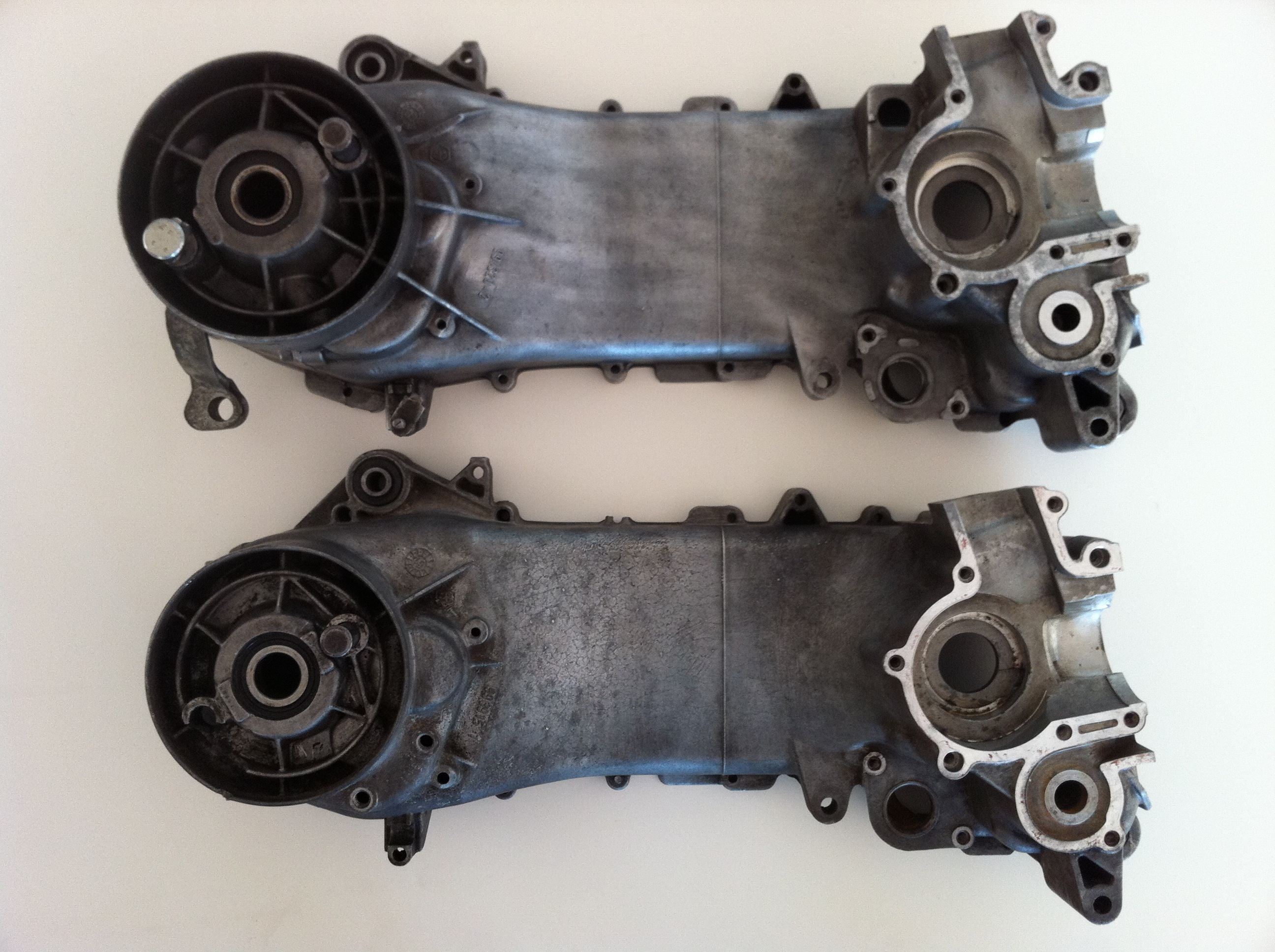 Review: Piaggio engine differences - Hi-PER-2 vs  Piaggio
