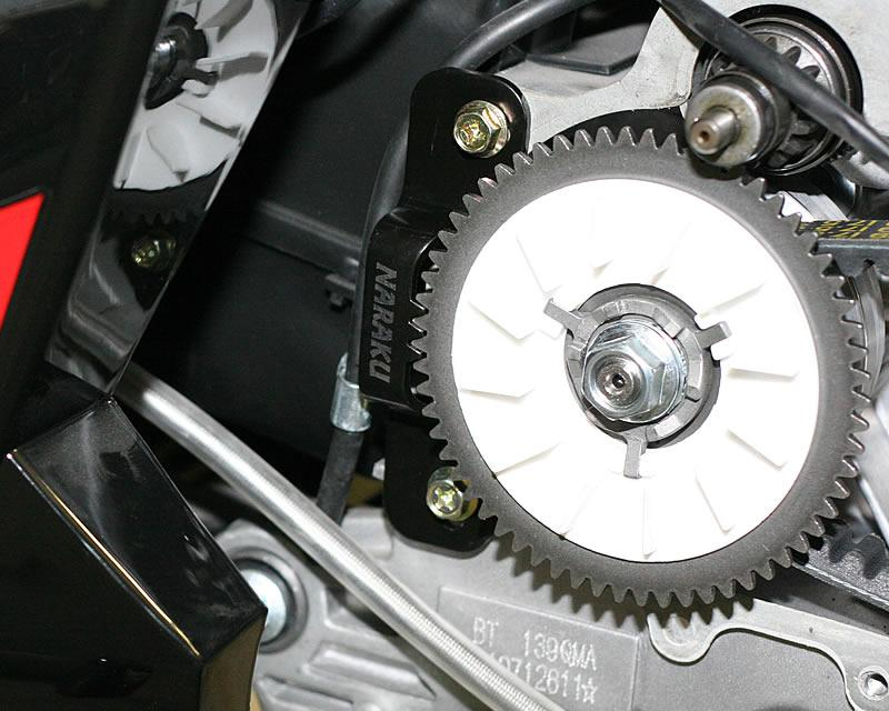 How to derestrict a 50cc Scooter - TuningMatters.com