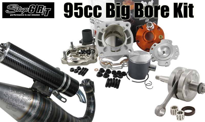 Stage6 R/T Big Bore 95cc Kit