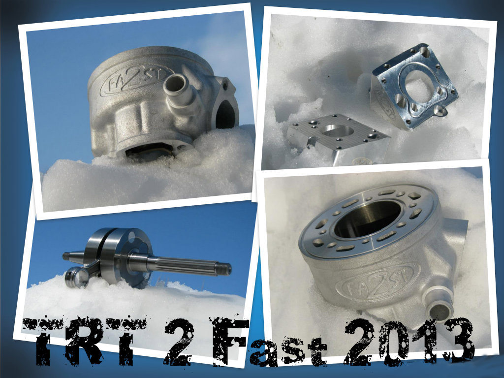 TRT 2 Fast 2013 Products