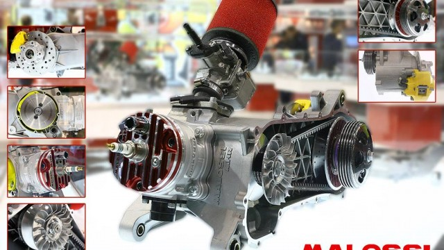malossi c-one engine announced at eicma - tuningmatters